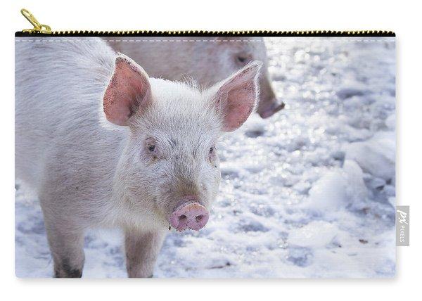 Little Piggies Carry-all Pouch