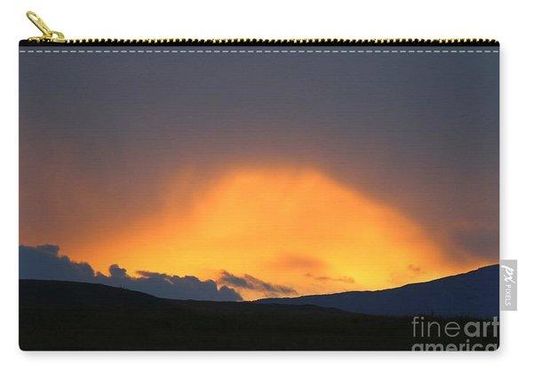 Livingstone Range Sunset Carry-all Pouch