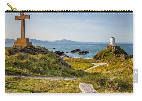 Llanddwyn Island Bench Carry-all Pouch