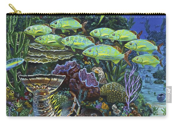 Lobster Feast Re0019 Carry-all Pouch