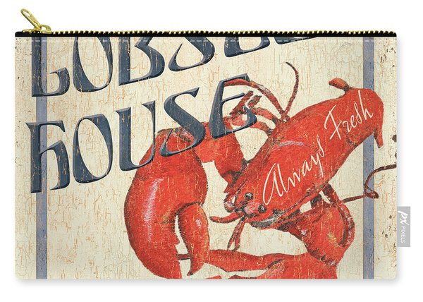 Lobster House Carry-all Pouch