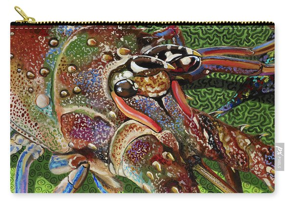 lobster season Re0027 Carry-all Pouch