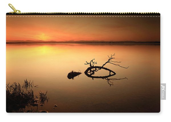Loch Leven Sunset Carry-all Pouch