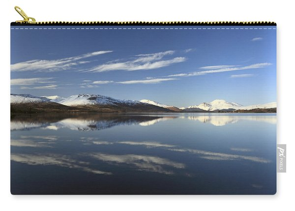 Loch Lomond Reflection Carry-all Pouch