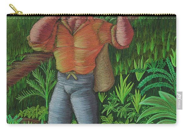 Loco De Contento Carry-all Pouch