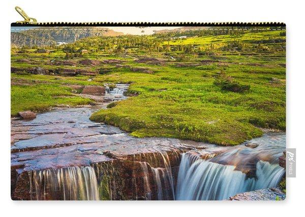 Logan Pass Landscape Carry-all Pouch