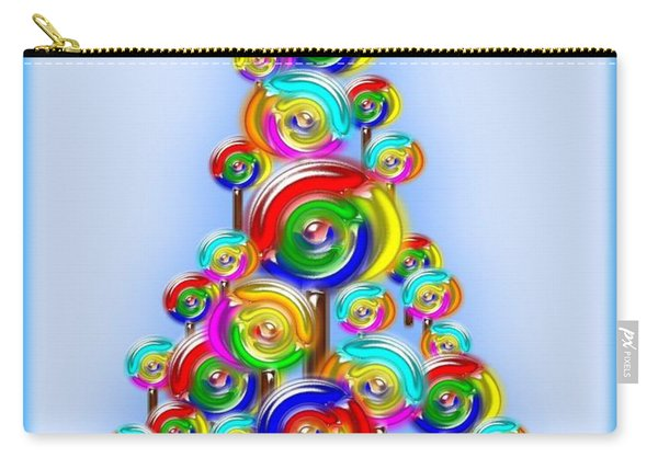 Lollipop Tree Carry-all Pouch