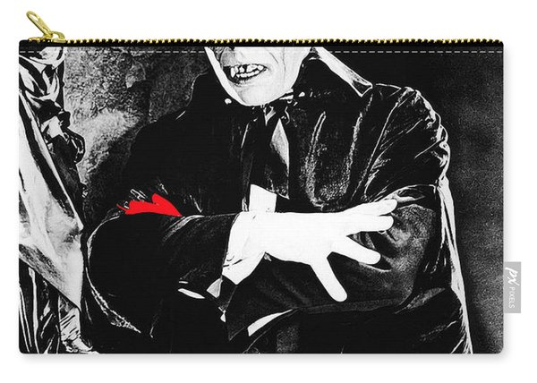 Lon Chaney Phantom Of The Opera 1 Publicity Photo 1925-2011 Carry-all Pouch