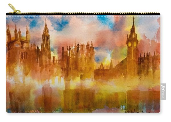 London Rising Carry-all Pouch