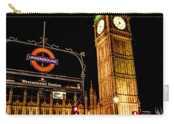 London Scene 2 Carry-all Pouch