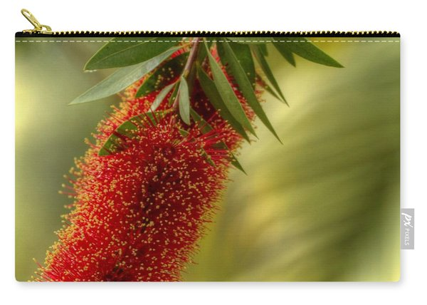 Lone Bottlebrush Carry-all Pouch