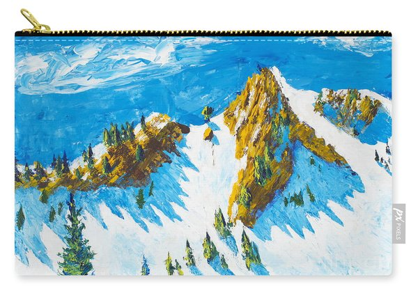 Lone Tree 1 Carry-all Pouch
