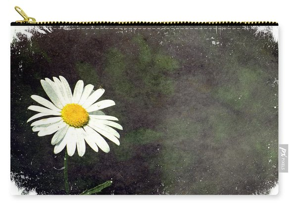 Lonesome Daisy Carry-all Pouch