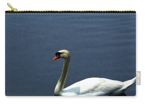 Lonesome Swan Carry-all Pouch