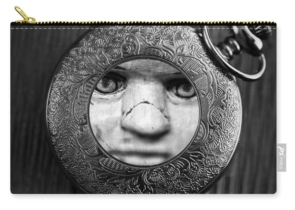 Look Behind You Carry-all Pouch