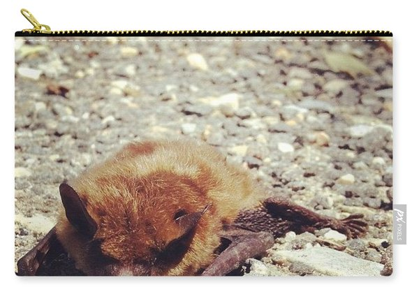 Look Who We Met Today Carry-all Pouch