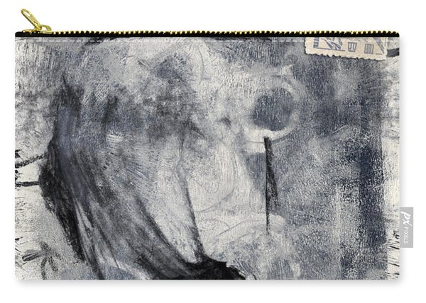 Looking Eastward Carry-all Pouch