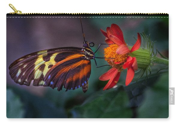Carry-all Pouch featuring the photograph Looking Up  by Garvin Hunter