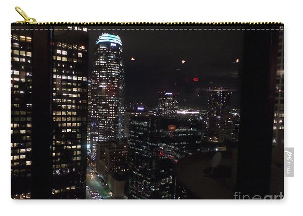 Los Angeles Nightscape Carry-all Pouch