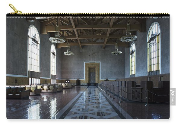 Los Angeles Union Station Original Ticket Lobby Carry-all Pouch