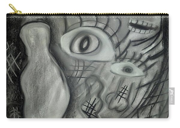 Lost In Chaos Carry-all Pouch