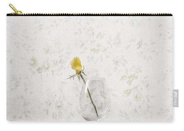 Lost Petals Carry-all Pouch