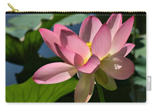 Lotus - Flowers Carry-all Pouch