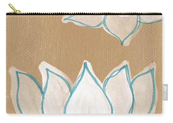 Lotus Serenity Carry-all Pouch