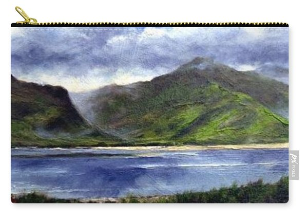 Loughros Bay Ireland Carry-all Pouch
