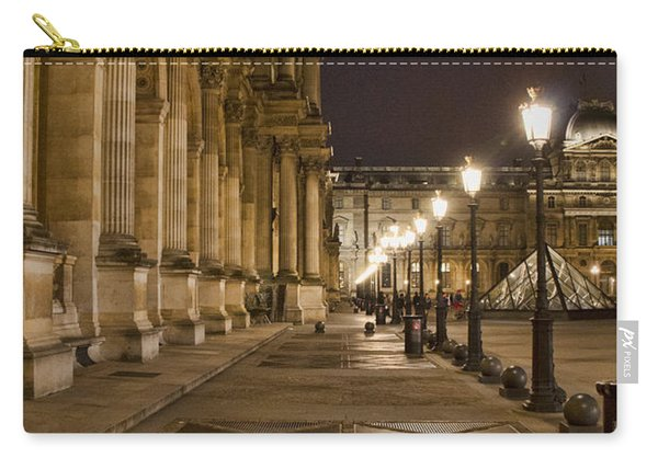 Louvre Courtyard Carry-all Pouch