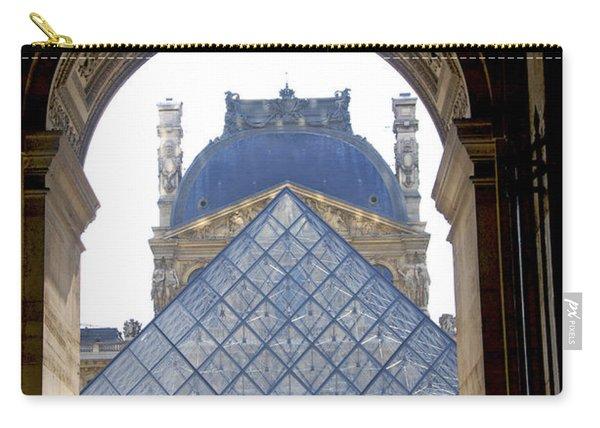 Louvre Palace Museum.paris. France Carry-all Pouch