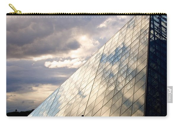 Louvre Pyramid. Paris Carry-all Pouch