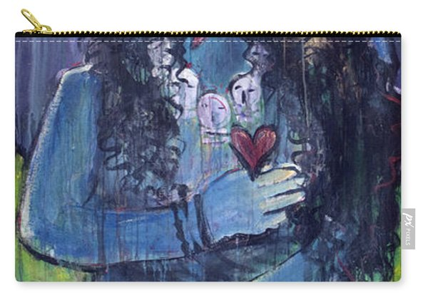 Love For Kali Carry-all Pouch