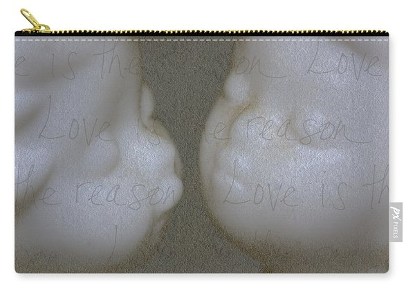 Love Is The Reason Carry-all Pouch