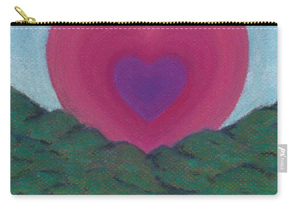 Love Rising Carry-all Pouch