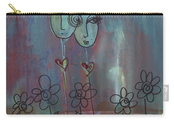 Love You Give Lollipops Carry-all Pouch