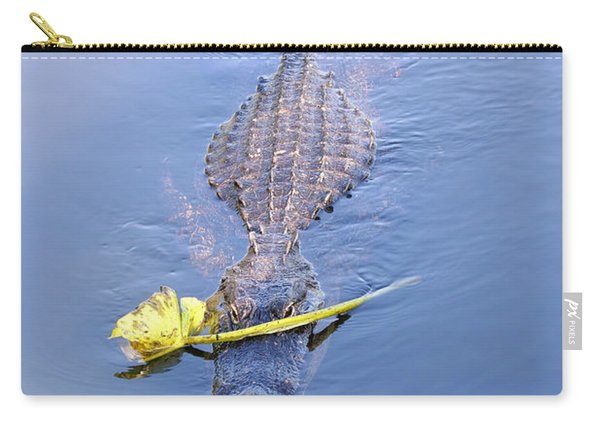 Lover Boy Alligator  Carry-all Pouch