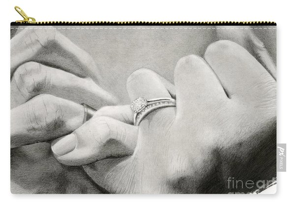 Love's Promise Carry-all Pouch