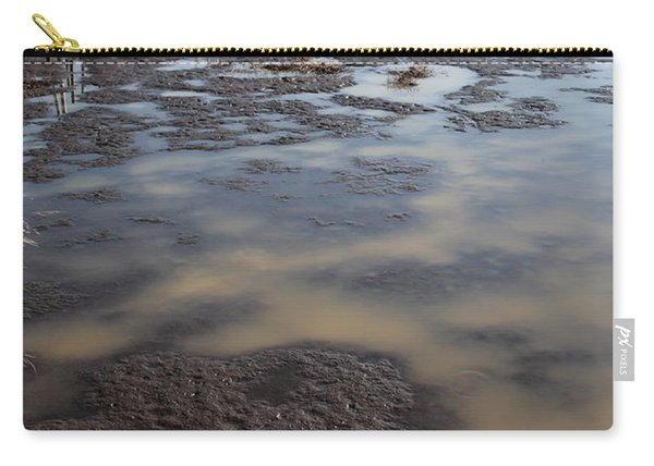 Low Tide At Blackwater Wildlife Refuge In Maryland Carry-all Pouch