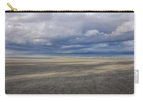 Low Tide Sandscape Carry-all Pouch