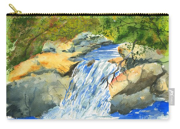 Lower Burch Creek Carry-all Pouch