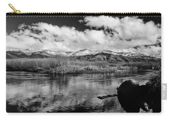 Lower Owens River Carry-all Pouch