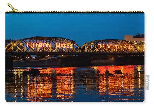 Lower Trenton Bridge Carry-all Pouch