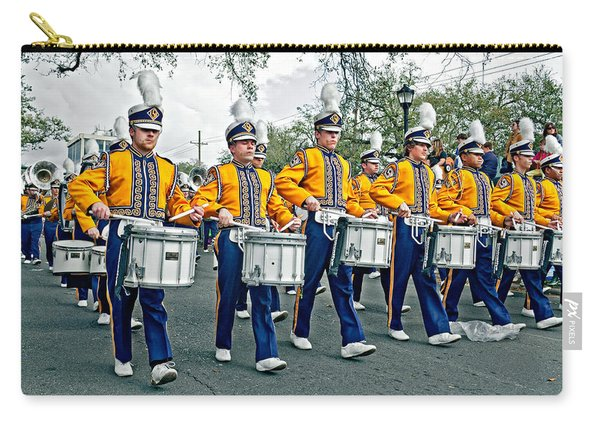 Lsu Marching Band Carry-all Pouch