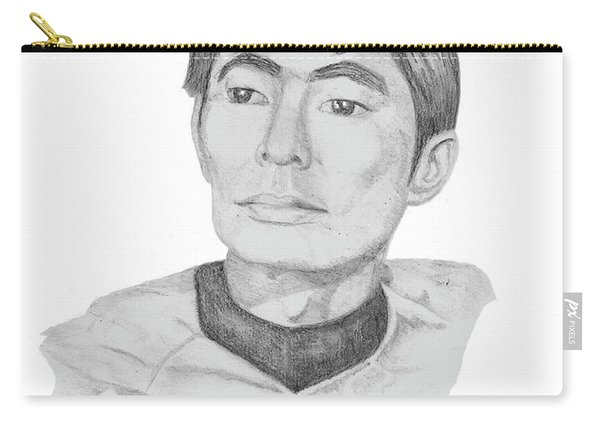 Lt. Sulu Carry-all Pouch