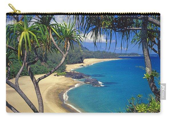 Lumahai Beach Carry-all Pouch