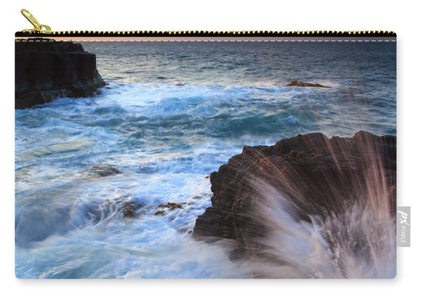 Lumahai Sea Explosion Carry-all Pouch