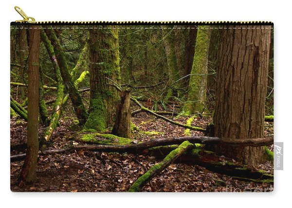 Lush Green Forest Carry-all Pouch