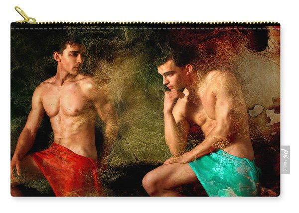 Luxury Carry-all Pouch