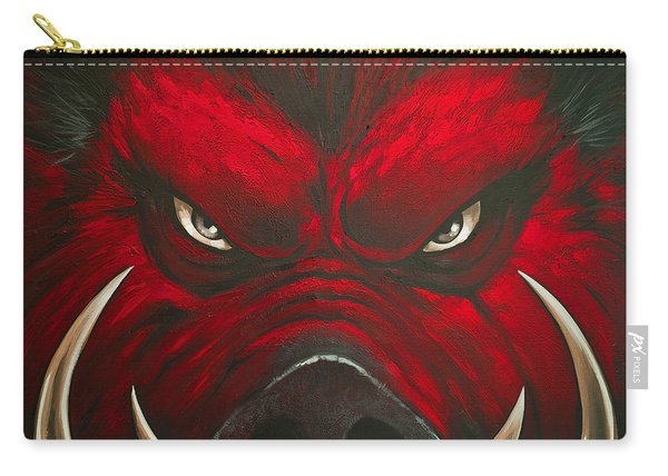 Mad Hog Carry-all Pouch